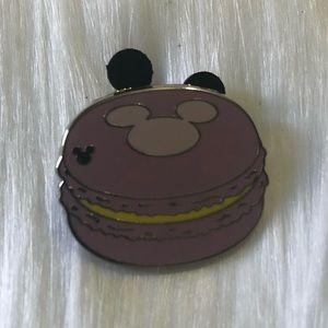 🔮 5/$25 Disney Purple Macaron Pin
